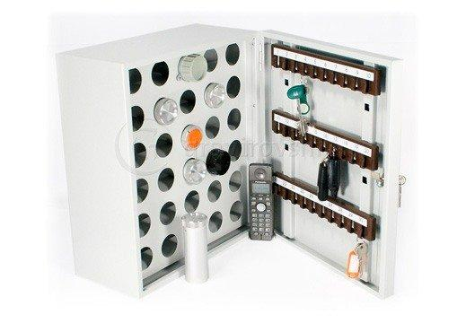 Шкаф для тубусов и ключей